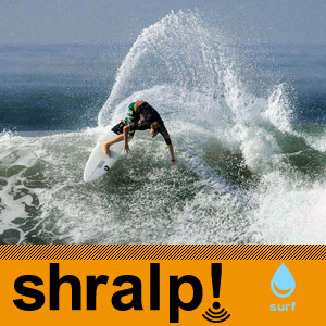 shralp! //surfing video podcast//